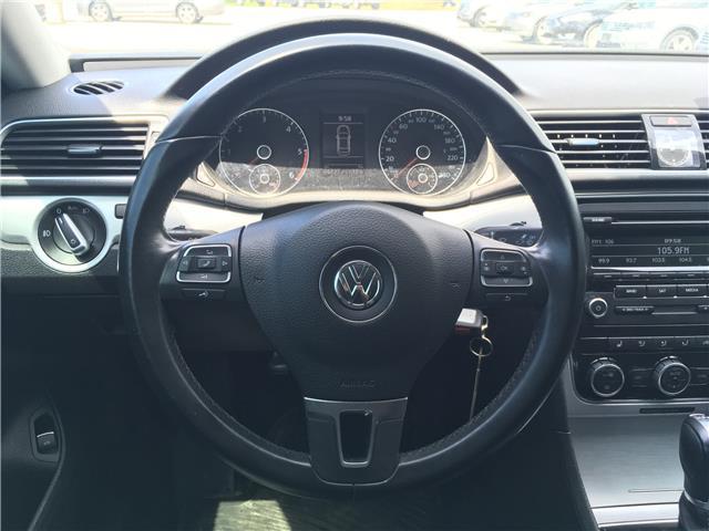 2013 Volkswagen Passat 2.0 TDI Comfortline (Stk: 13-80489MB) in Barrie - Image 19 of 25