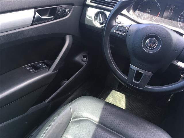 2013 Volkswagen Passat 2.0 TDI Comfortline (Stk: 13-80489MB) in Barrie - Image 20 of 25