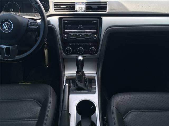 2013 Volkswagen Passat 2.0 TDI Comfortline (Stk: 13-80489MB) in Barrie - Image 22 of 25