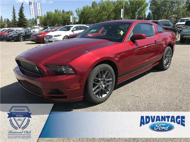 2014 Ford Mustang V6 Premium (Stk: K-035A) in Calgary - Image 1 of 18