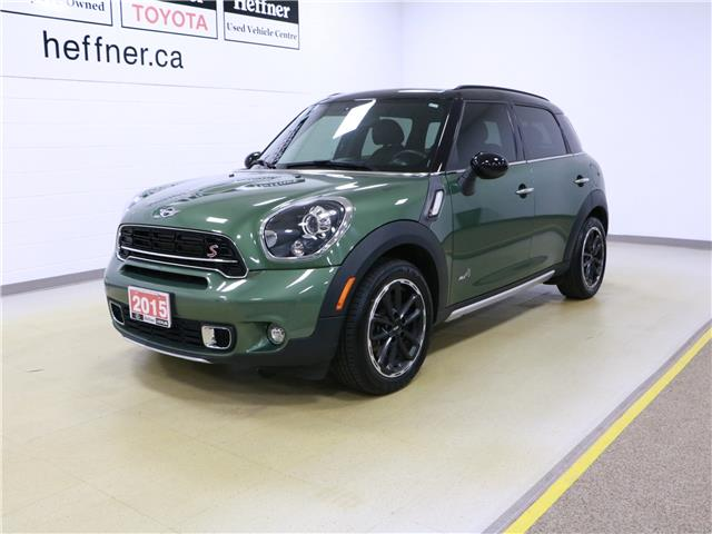 2015 MINI Countryman Cooper S (Stk: 197197) in Kitchener - Image 1 of 31