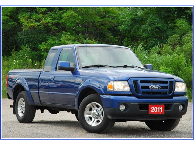 2011 Ford Ranger Sport (Stk: 9G4960BX) in Kitchener - Image 1 of 14