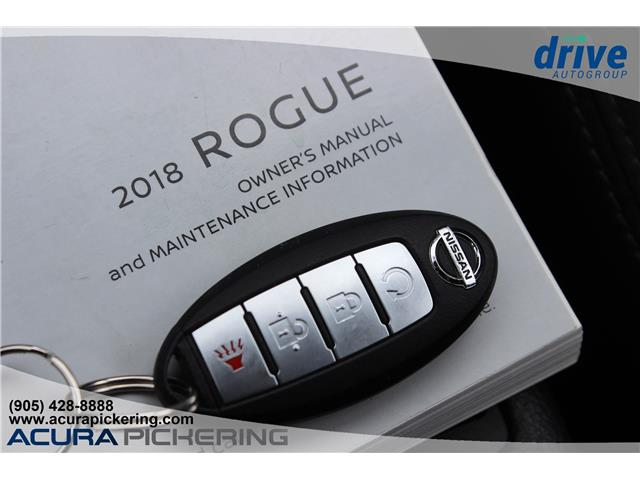 2018 Nissan Rogue SV (Stk: AP4923R) in Pickering - Image 30 of 30