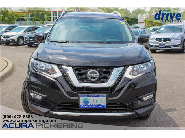 2018 Nissan Rogue SV (Stk: AP4923R) in Pickering - Image 4 of 30