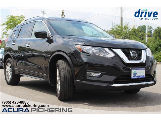 2018 Nissan Rogue SV (Stk: AP4923R) in Pickering - Image 5 of 30