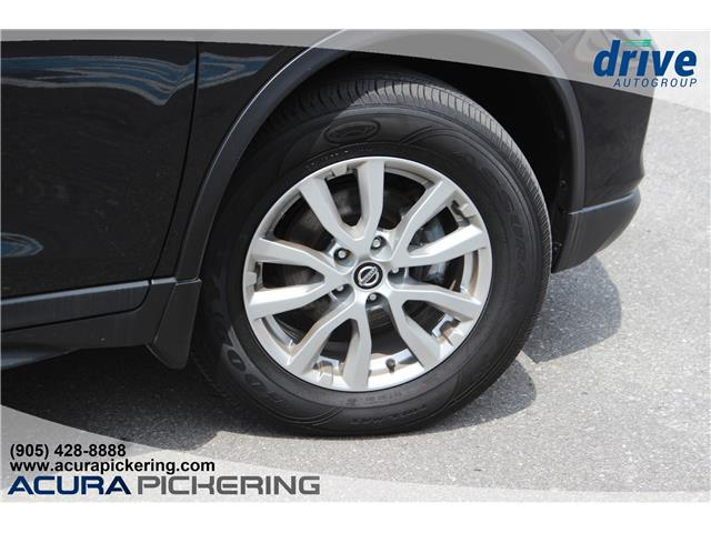 2018 Nissan Rogue SV (Stk: AP4923R) in Pickering - Image 27 of 30