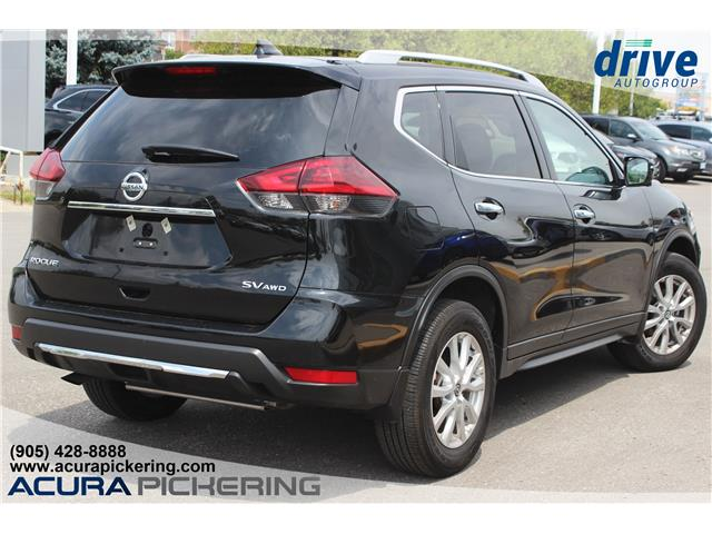 2018 Nissan Rogue SV (Stk: AP4923R) in Pickering - Image 7 of 30