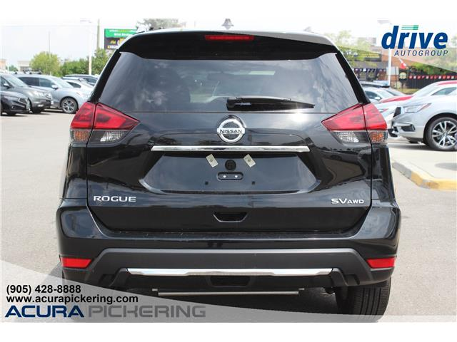 2018 Nissan Rogue SV (Stk: AP4923R) in Pickering - Image 8 of 30