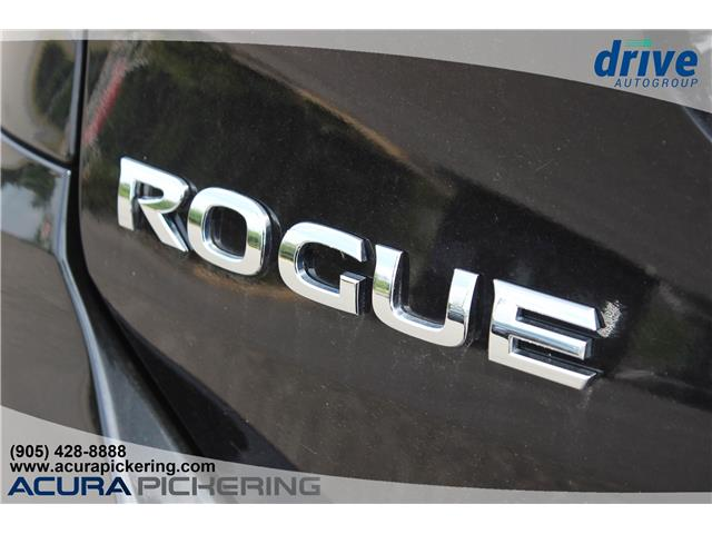2018 Nissan Rogue SV (Stk: AP4923R) in Pickering - Image 28 of 30