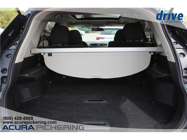 2018 Nissan Rogue SV (Stk: AP4923R) in Pickering - Image 25 of 30