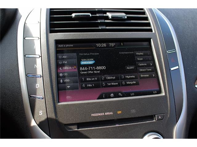 2015 Lincoln MKC Base (Stk: D0105) in Leamington - Image 22 of 30