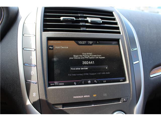 2015 Lincoln MKC Base (Stk: D0105) in Leamington - Image 26 of 30