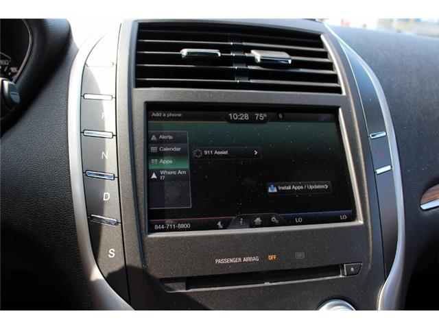 2015 Lincoln MKC Base (Stk: D0105) in Leamington - Image 27 of 30