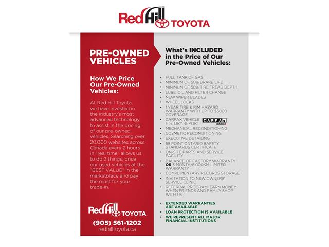 2018 Toyota Tacoma SR5 at $41789 for sale in Hamilton - Red