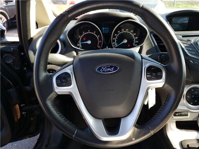 2015 Ford Fiesta SE (Stk: H2437A) in Saskatoon - Image 12 of 19