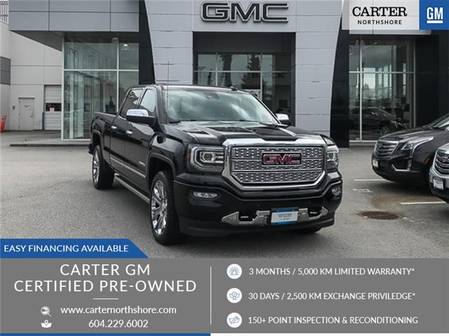 2017 GMC Sierra 1500 Denali (Stk: 972650) in North Vancouver - Image 1 of 27