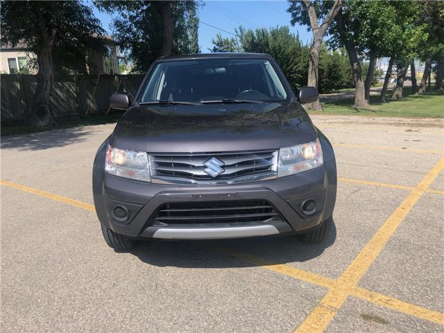 2013 Suzuki Grand Vitara Urban (Stk: 9957.0) in Winnipeg - Image 2 of 22