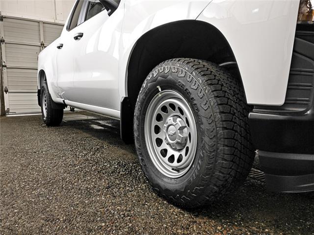 2019 Chevrolet Silverado 1500 Work Truck (Stk: N9-25340) in Burnaby - Image 9 of 11