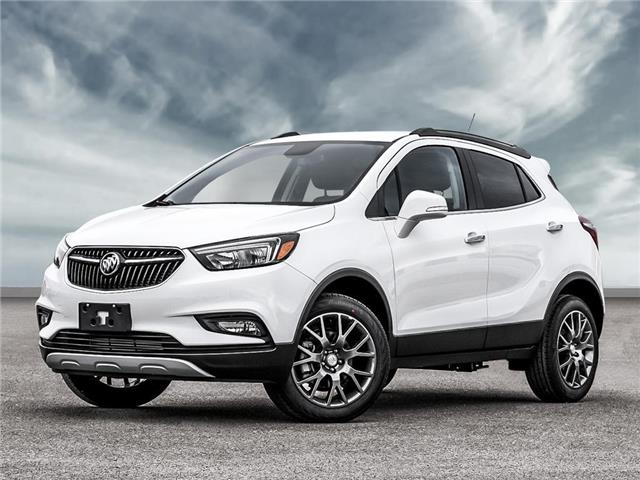 2019 Buick Encore Sport Touring (Stk: 9783616) in Scarborough - Image 1 of 23