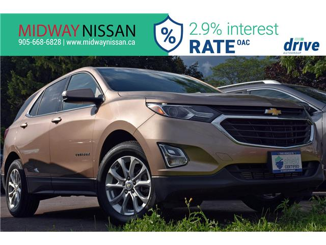 2018 Chevrolet Equinox 1LT (Stk: KW337092A) in Whitby - Image 1 of 34
