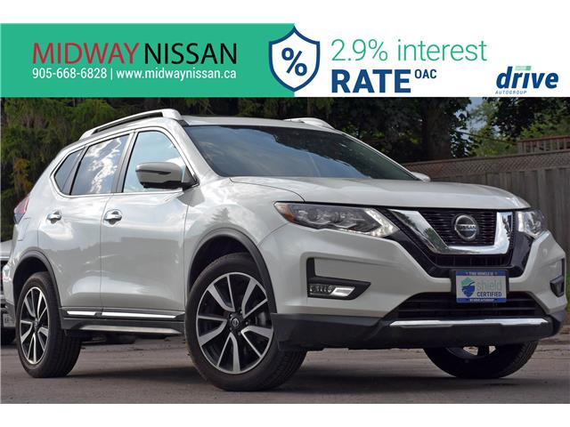 2019 Nissan Rogue SL (Stk: U1789) in Whitby - Image 1 of 35