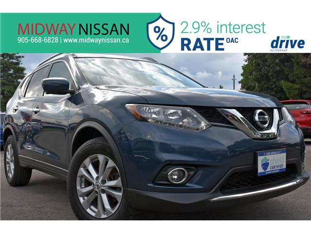 2016 Nissan Rogue SV (Stk: KC788772A) in Whitby - Image 1 of 35