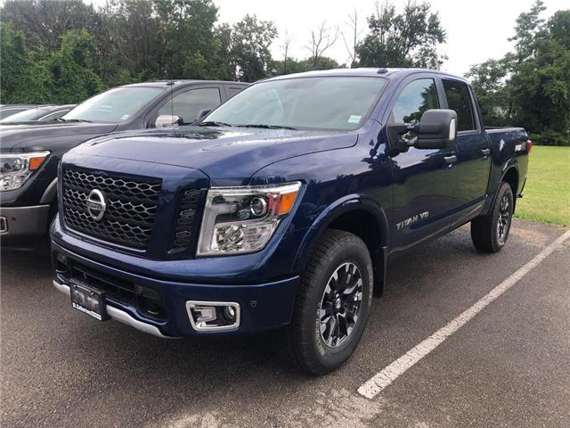 2019 Nissan Titan  (Stk: TI19008) in St. Catharines - Image 2 of 5