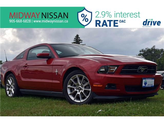 2011 Ford Mustang  (Stk: U1802) in Whitby - Image 1 of 27
