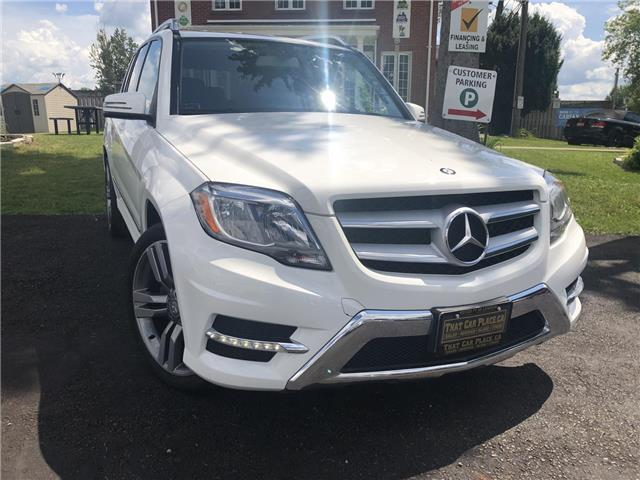 2013 Mercedes-Benz Glk-Class Base (Stk: 5327) in London - Image 1 of 25