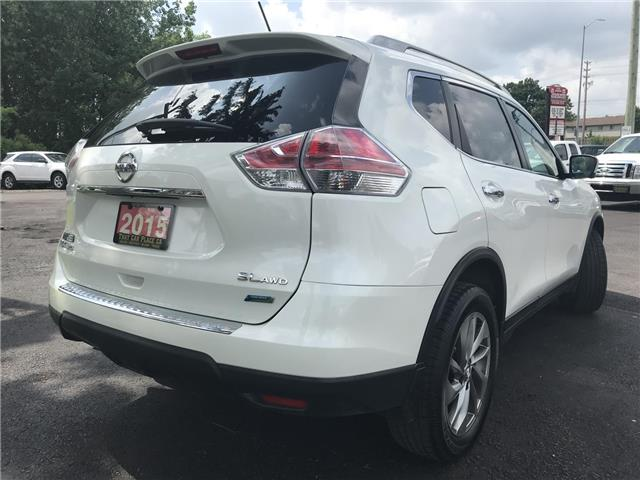 2015 Nissan Rogue  (Stk: 5333) in London - Image 3 of 24