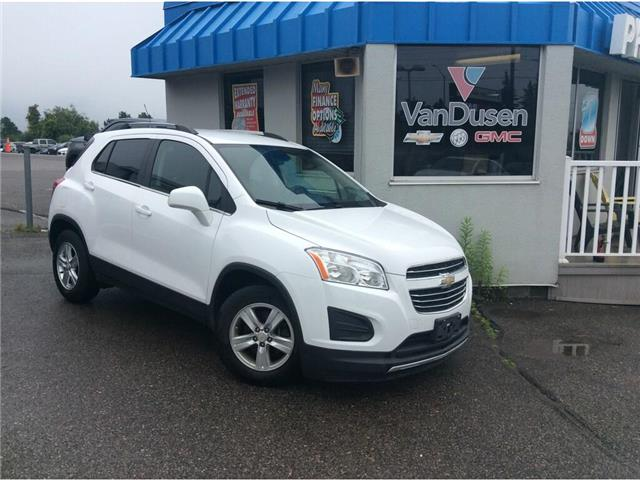 2016 Chevrolet Trax LT (Stk: 194772A) in Ajax - Image 1 of 20