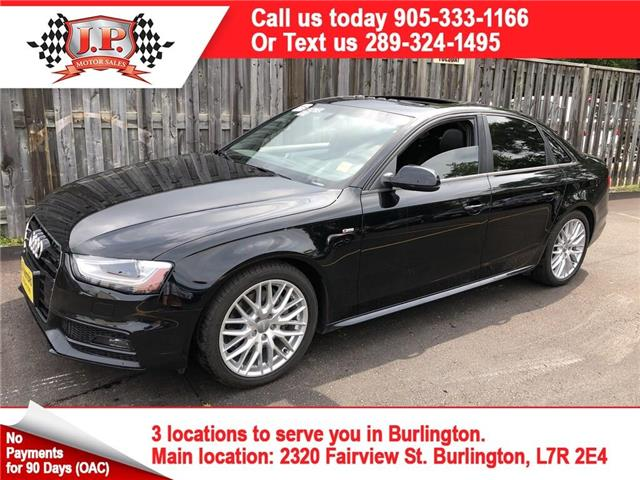 2015 Audi A4  (Stk: 47261) in Burlington - Image 1 of 25