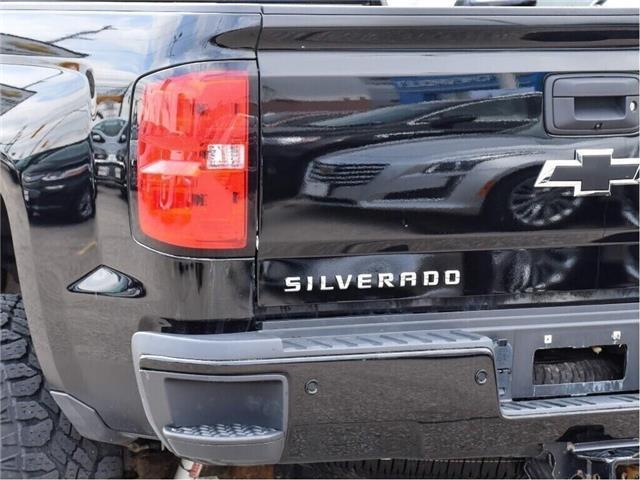 2017 Chevrolet Silverado 2500HD LTZ/MIDNIGHT/Z71/HD TRAILR/NAV/SUNRF (Stk: PR5073) in Milton - Image 6 of 29