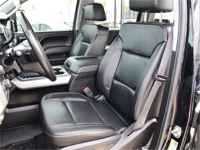 2017 Chevrolet Silverado 2500HD LTZ/MIDNIGHT/Z71/HD TRAILR/NAV/SUNRF (Stk: PR5073) in Milton - Image 12 of 29