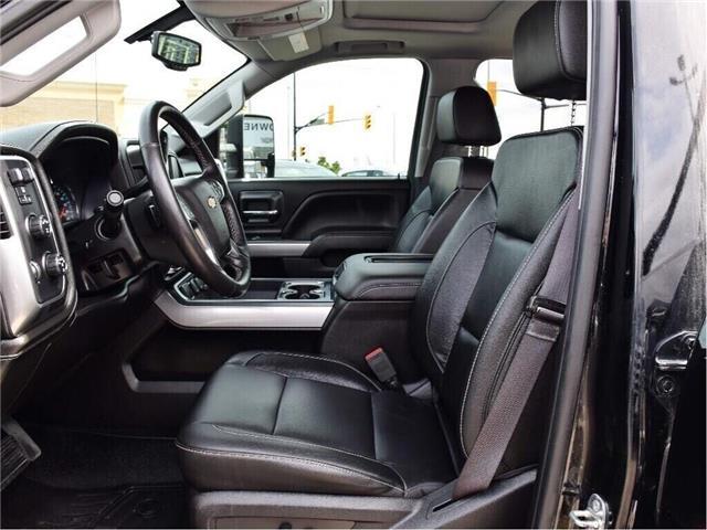 2017 Chevrolet Silverado 2500HD LTZ/MIDNIGHT/Z71/HD TRAILR/NAV/SUNRF (Stk: PR5073) in Milton - Image 13 of 29