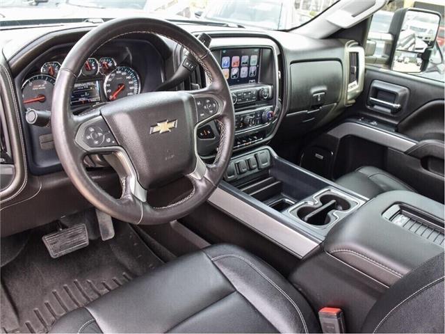 2017 Chevrolet Silverado 2500HD LTZ/MIDNIGHT/Z71/HD TRAILR/NAV/SUNRF (Stk: PR5073) in Milton - Image 15 of 29