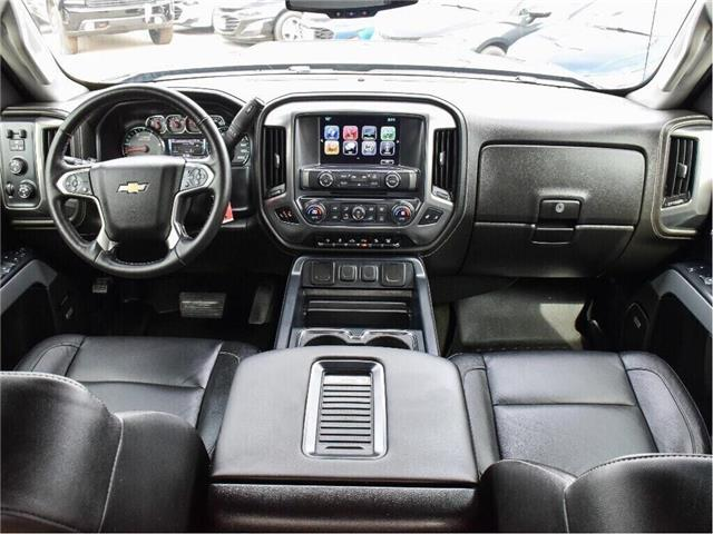 2017 Chevrolet Silverado 2500HD LTZ/MIDNIGHT/Z71/HD TRAILR/NAV/SUNRF (Stk: PR5073) in Milton - Image 16 of 29