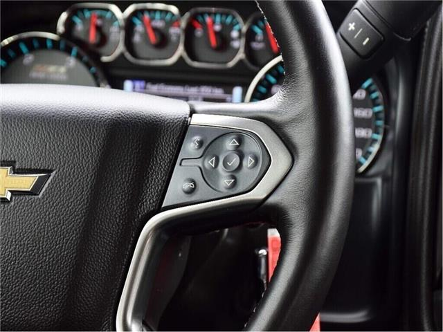 2017 Chevrolet Silverado 2500HD LTZ/MIDNIGHT/Z71/HD TRAILR/NAV/SUNRF (Stk: PR5073) in Milton - Image 18 of 29