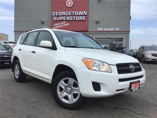 2012 Toyota RAV4 4X4 | A/C | POWER OPTIONS | 2.5L 4CYL | (Stk: SR19083A) in Georgetown - Image 2 of 23