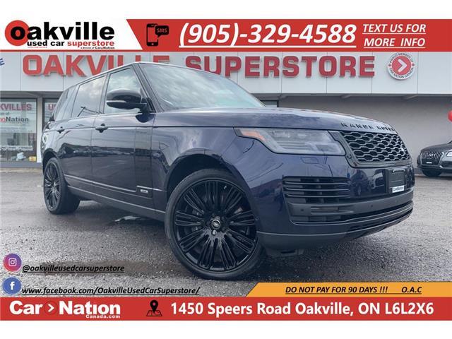 2018 Land Rover Range Rover 5.0L V8 SUPERCHARGED | LWB | DVD | NAVI | MASSAGE (Stk: P12382) in Oakville - Image 1 of 27
