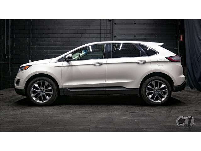 2016 Ford Edge Titanium (Stk: CT19-305) in Kingston - Image 1 of 35