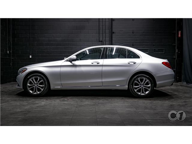 2015 Mercedes-Benz C-Class Base (Stk: CT19-314) in Kingston - Image 1 of 35