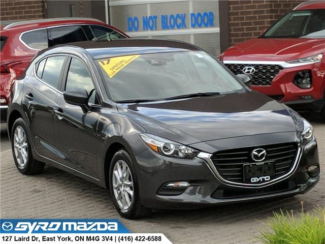 2017 Mazda Mazda3 Sport GS (Stk: 28998A) in East York - Image 1 of 29