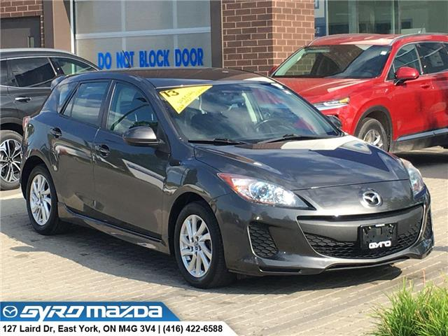 2013 Mazda Mazda3 Sport GS-SKY (Stk: 28981A) in East York - Image 1 of 30