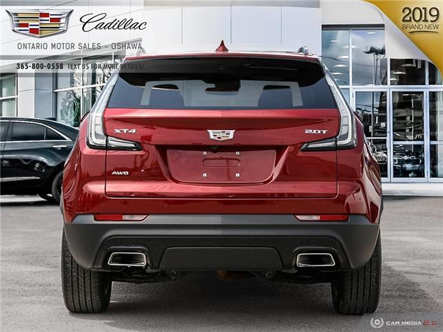 2019 Cadillac XT4 Sport (Stk: 9117252) in Oshawa - Image 6 of 19