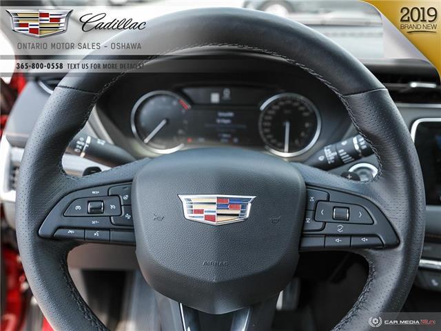 2019 Cadillac XT4 Sport (Stk: 9117252) in Oshawa - Image 13 of 19