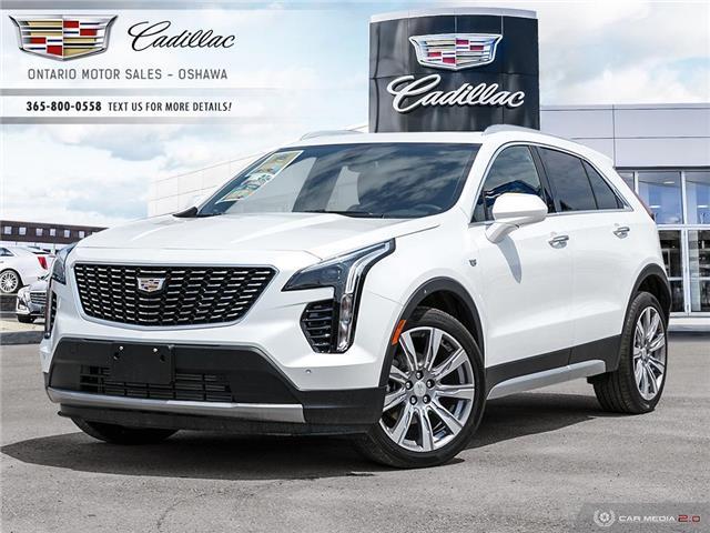 2019 Cadillac XT4 Premium Luxury (Stk: 9219547) in Oshawa - Image 1 of 19