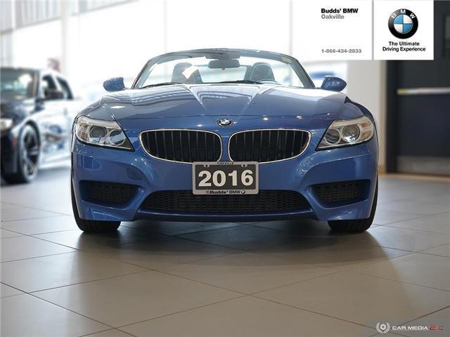 2016 BMW Z4 28i (Stk: DB5696) in Oakville - Image 2 of 25