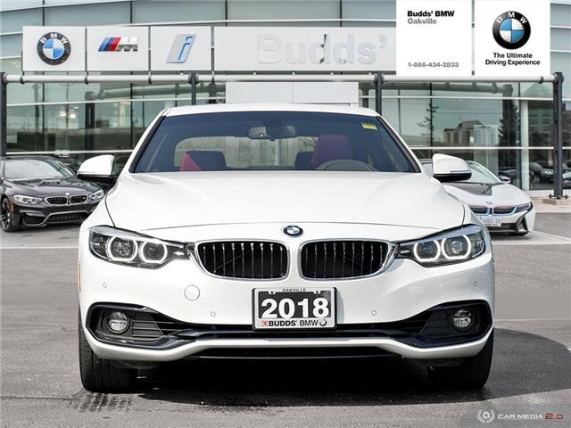 2018 BMW 430i xDrive (Stk: B936120D) in Oakville - Image 2 of 25