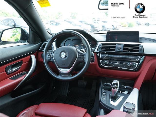 2018 BMW 430i xDrive (Stk: B936120D) in Oakville - Image 12 of 25